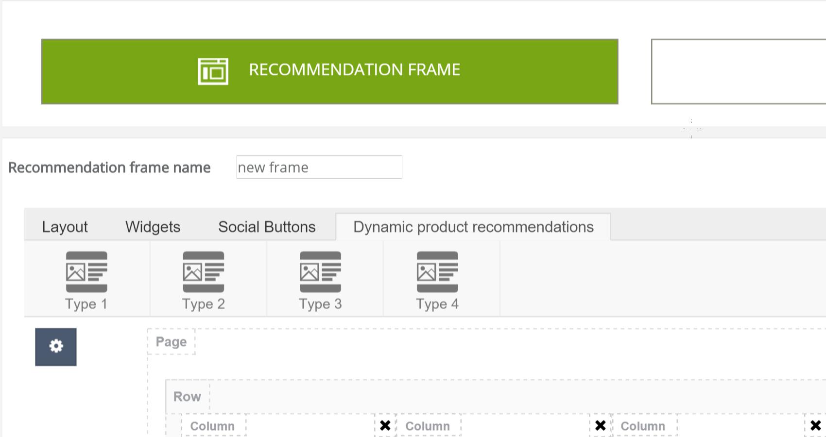 Kreator dynamicznych rekomendacji produktowych - widgety dodające dynamicznie personalizowane produkty
