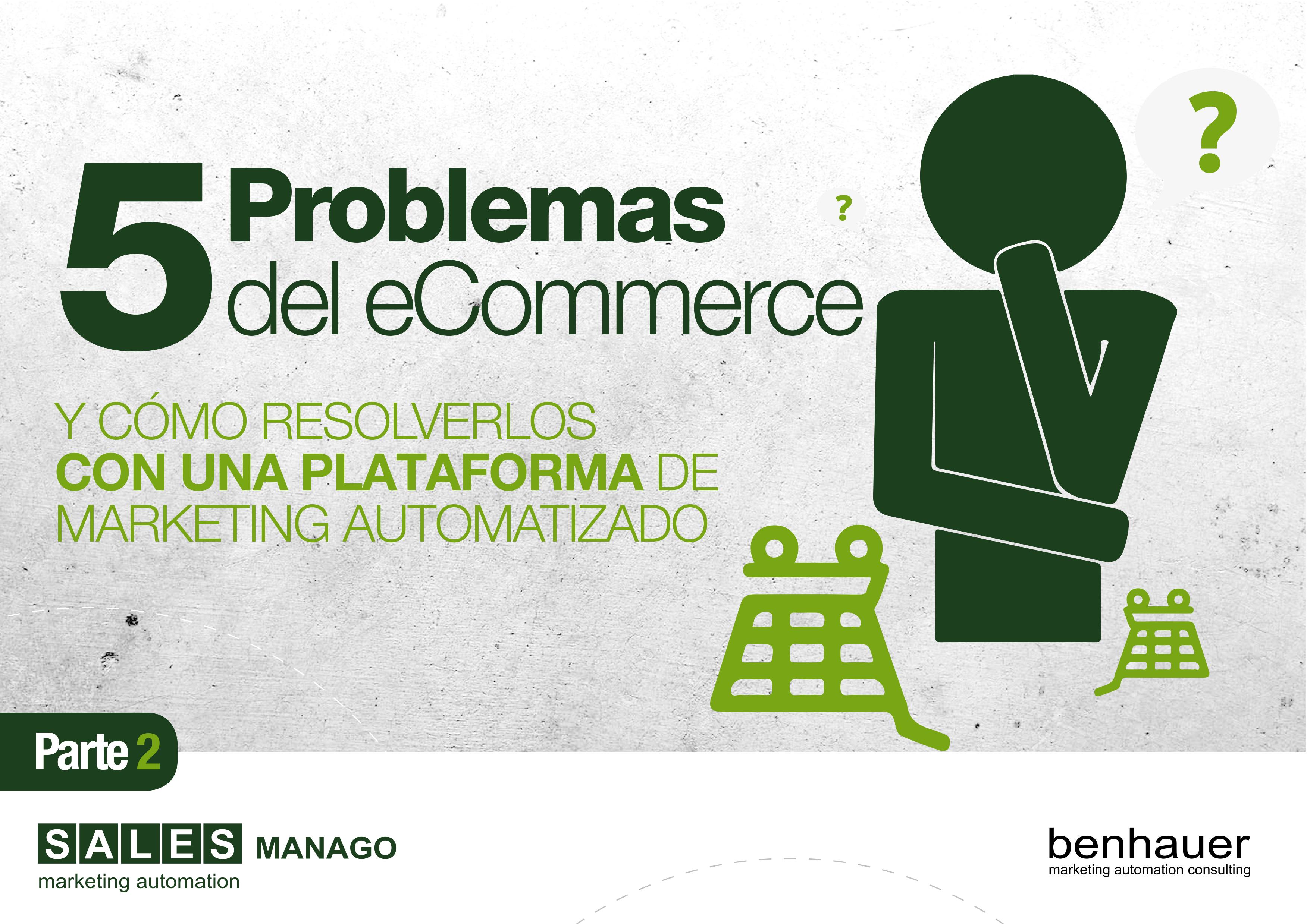 5 Problemas del eCommerce