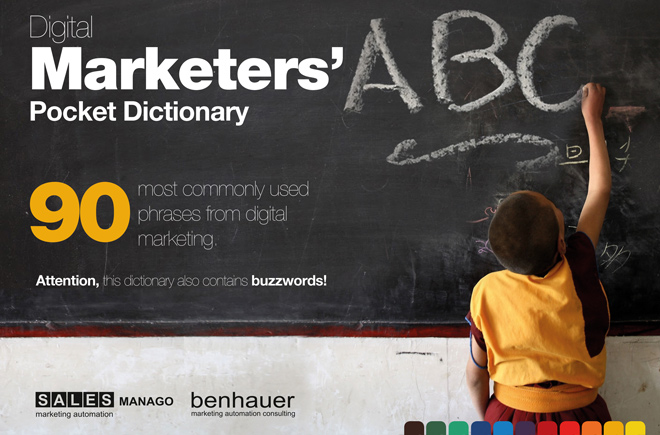 Digital Marketer's Pocket Dictionary