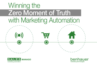 Winning the Zero Moment of Truth with Marketing Automation