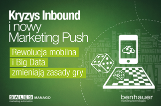 Kryzys Inbound i nowy Marketing Push