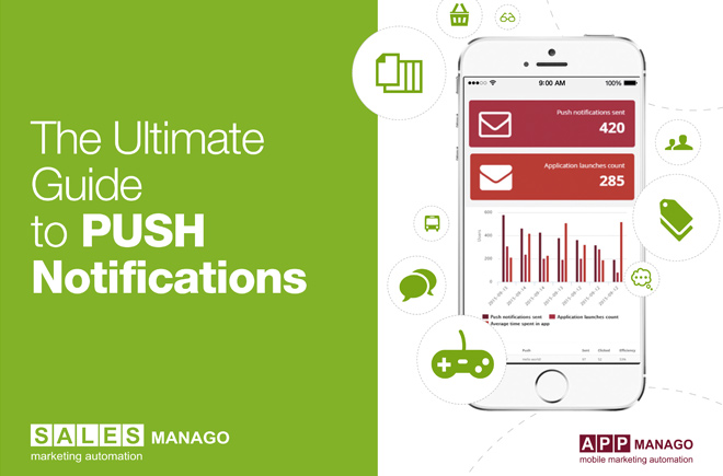 The Ultimate Guide to PUSH Notifications
