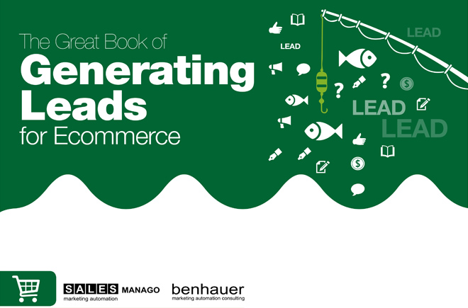 The Great Book of Generating Leads for Ecommerce