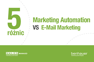 Marketing Automation vs e-Mail Marketing: 5 różnic