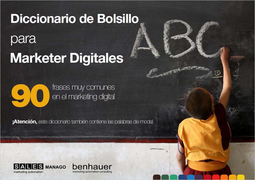 Diccionario de Bolsillo para Marketer Digitales