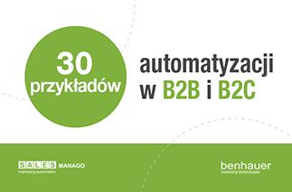 30 przykładów automatyzacji w B2B i B2C