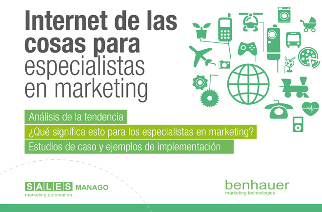 Internet de las cosas para especialistas en marketing