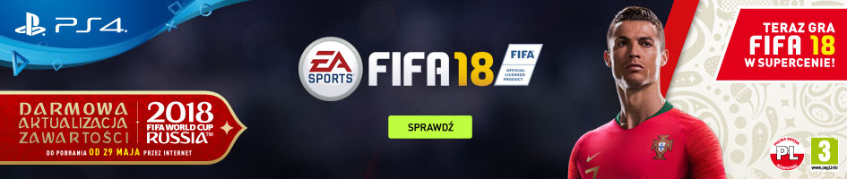 FIFA 18 - World Cup Russia