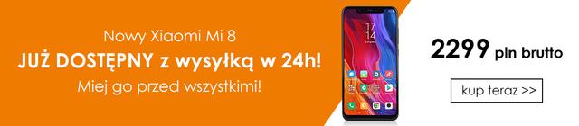 Przedpremiera Xiaomi Mi 8