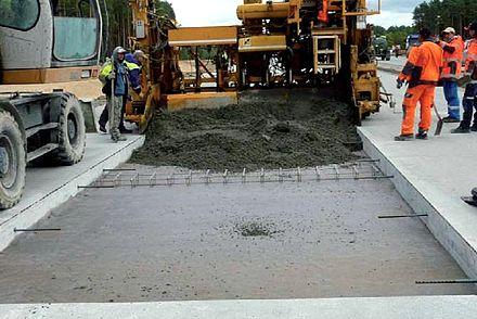 Nawierzchnie betonowe - uszkodzenia i naprawy