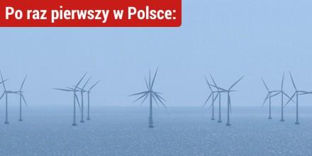 Po raz pierwszy w Polsce:
