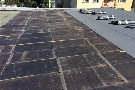 Zastosowanie płyt poliuretanowych do izolowania dachów płaskich