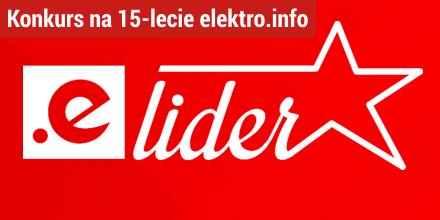 Konkurs na 15-lecie elektro.info: