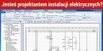 Jesteś projektantem instalacji elektrycznych?