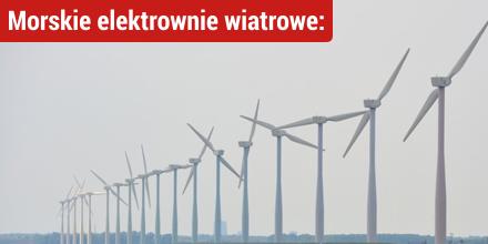 Morskie elektrownie wiatrowe: