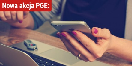 Nowa akcja PGE: