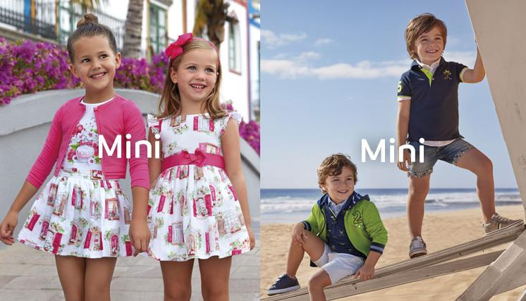Nowa kolekcja Mayoral dla chłopców i dziewczynek
