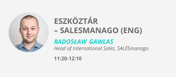 SALESmanago Introduction