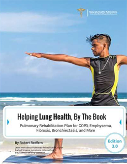Helping Lung Health, By The Book - 3rd Edition