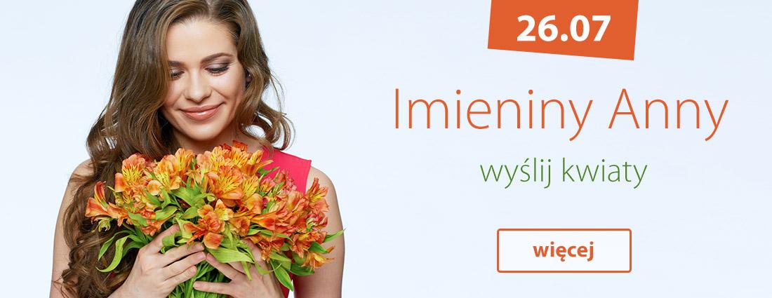 Imieny Anny 2017
