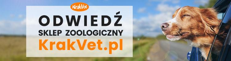 Zoologiczny sklep internetowy KrakVet.pl