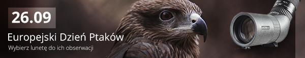26.09 Europejski Dzień Ptaków