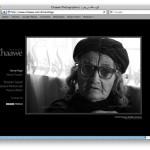 صفحه اصلی وبسایت چاو - انگلیسی
