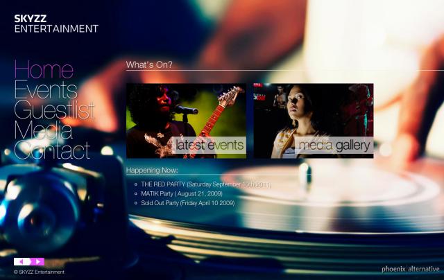 SKYZZ Entertainment