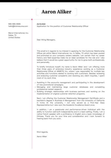 Sample Cover Letter For Customer Service from s3-eu-west-1.amazonaws.com