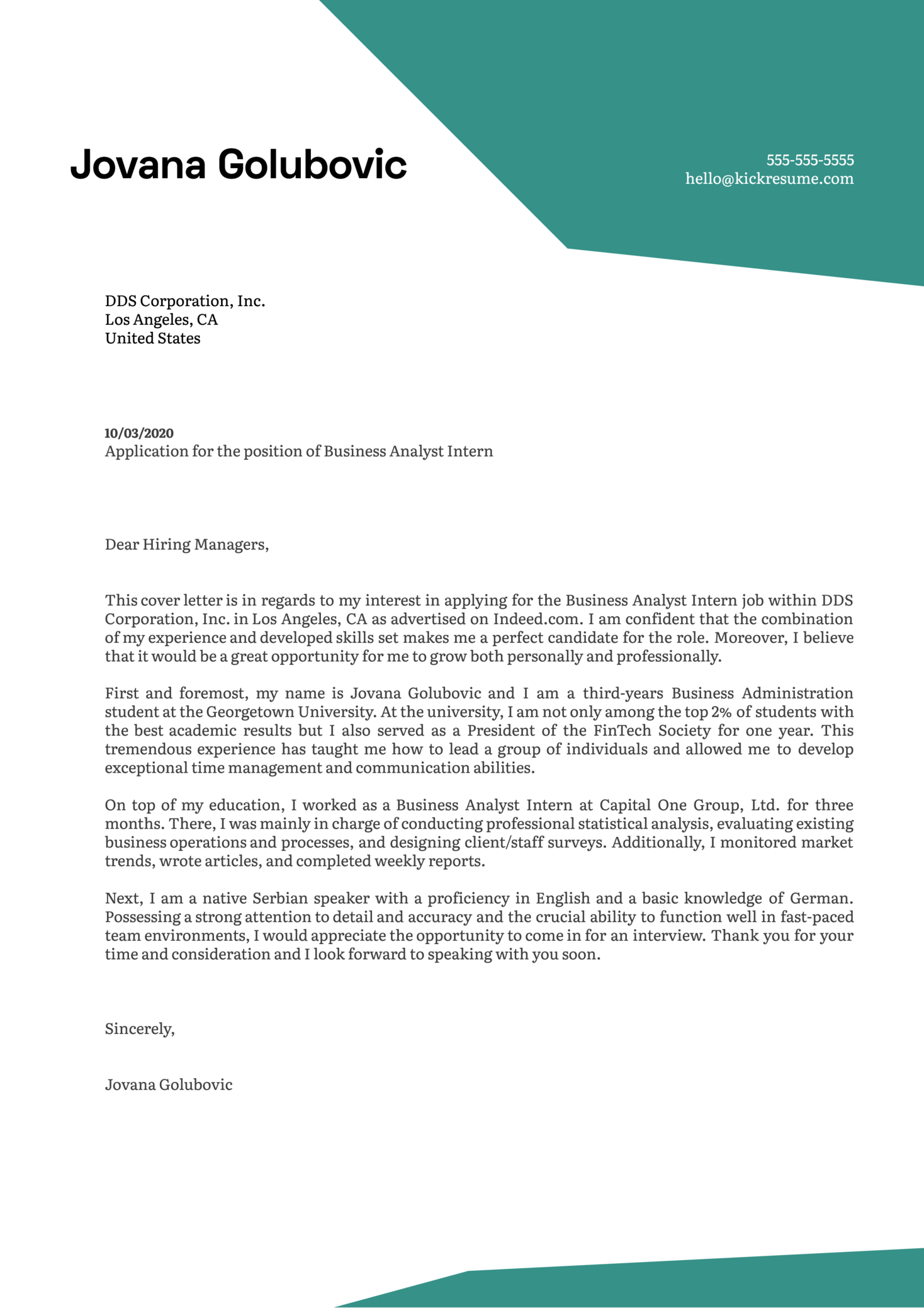 Cover Letter Sample For Internship from s3-eu-west-1.amazonaws.com