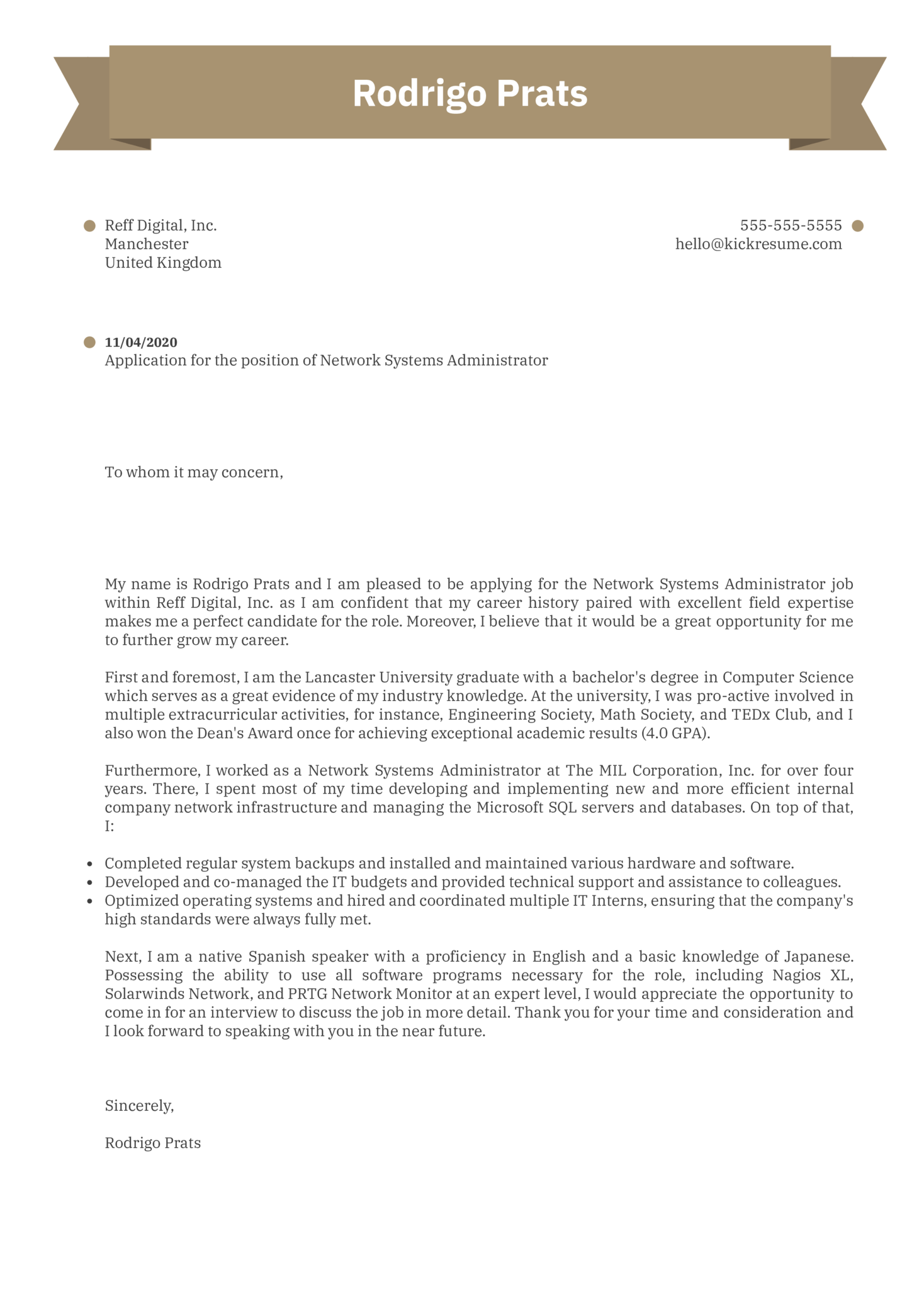 Cover Letter For Serving Job from s3-eu-west-1.amazonaws.com