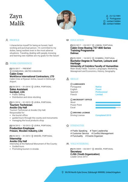 Customer Service Resume Samples from Real Professionals Who ...