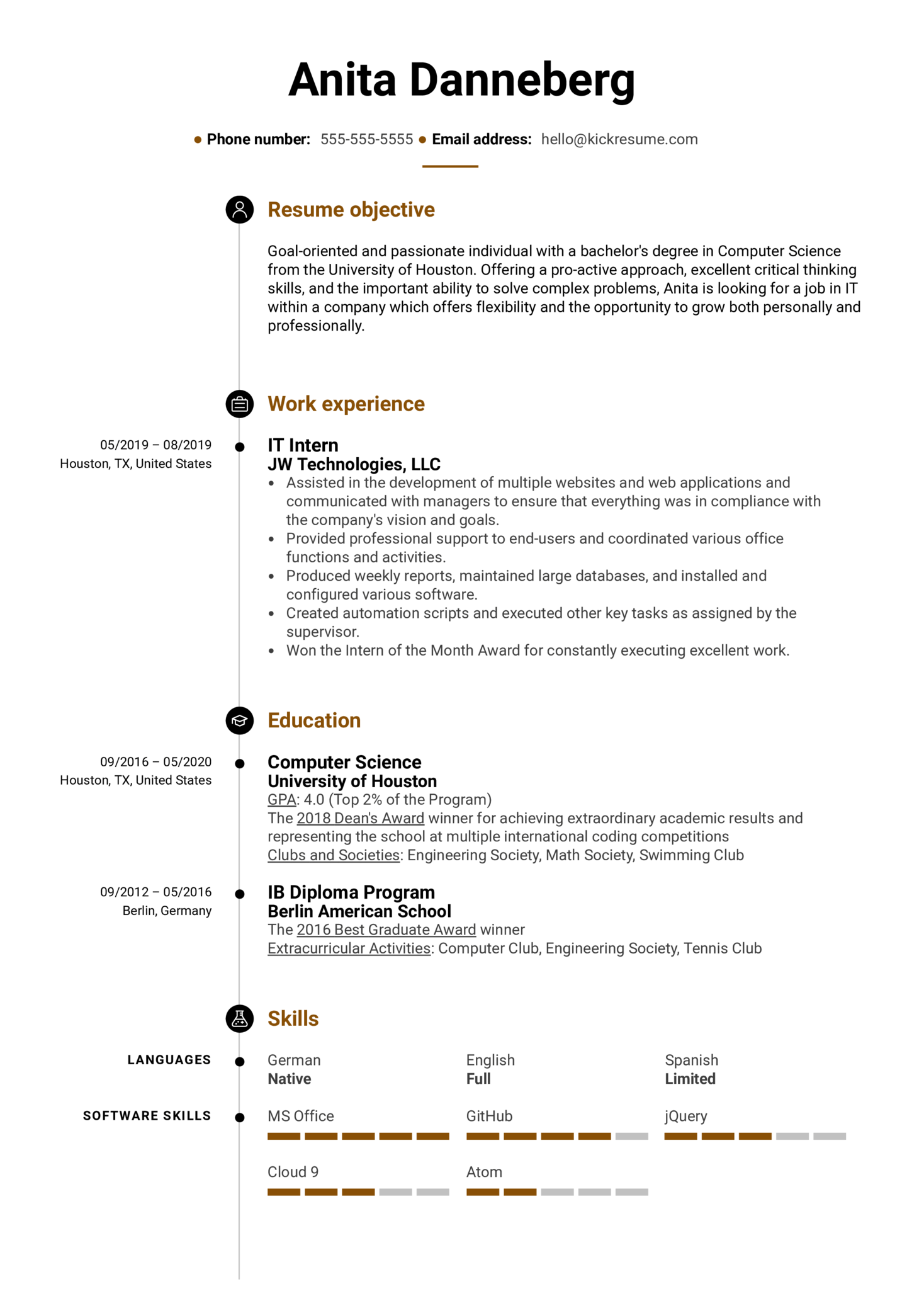 Resume Template College Grad from s3-eu-west-1.amazonaws.com