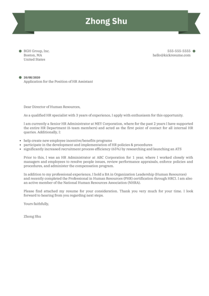 Human Resource Cover Letter Sample from s3-eu-west-1.amazonaws.com