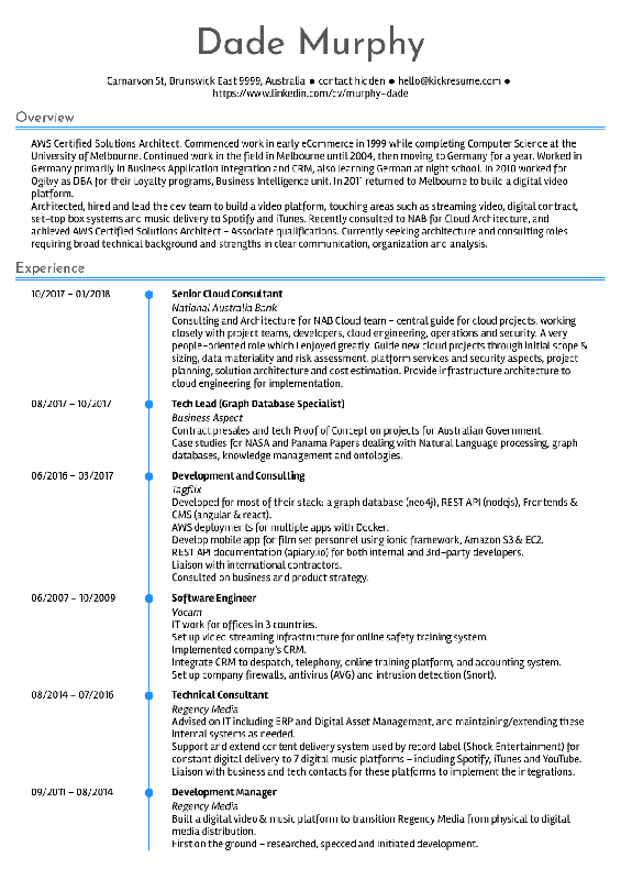 People who got hired   Resume samples   Career help center