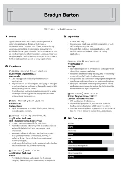 Destination NSW Partner Resume Example