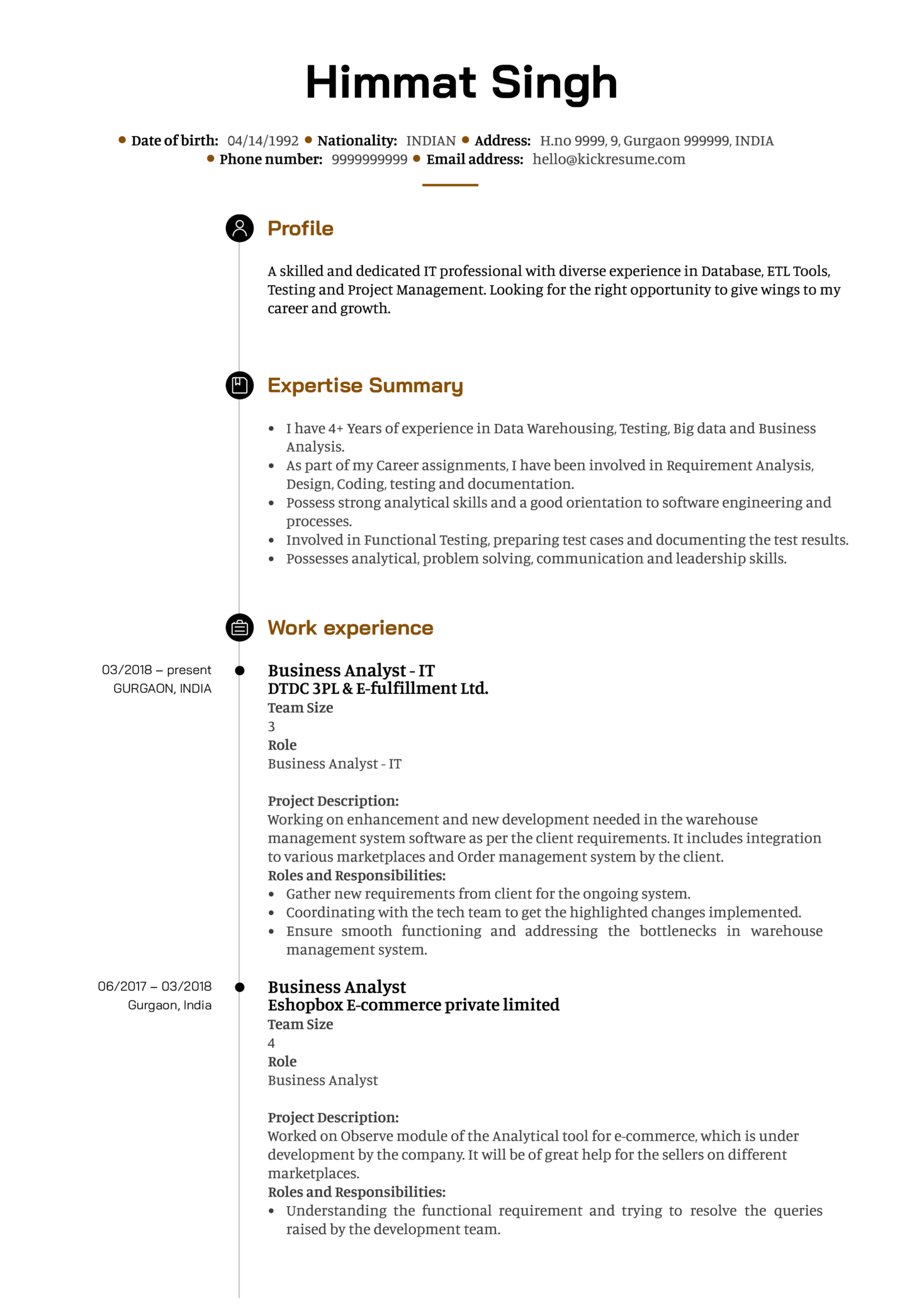 Resume examples by real people dtdc business analyst resume dtdc business analyst resume template friedricerecipe Gallery