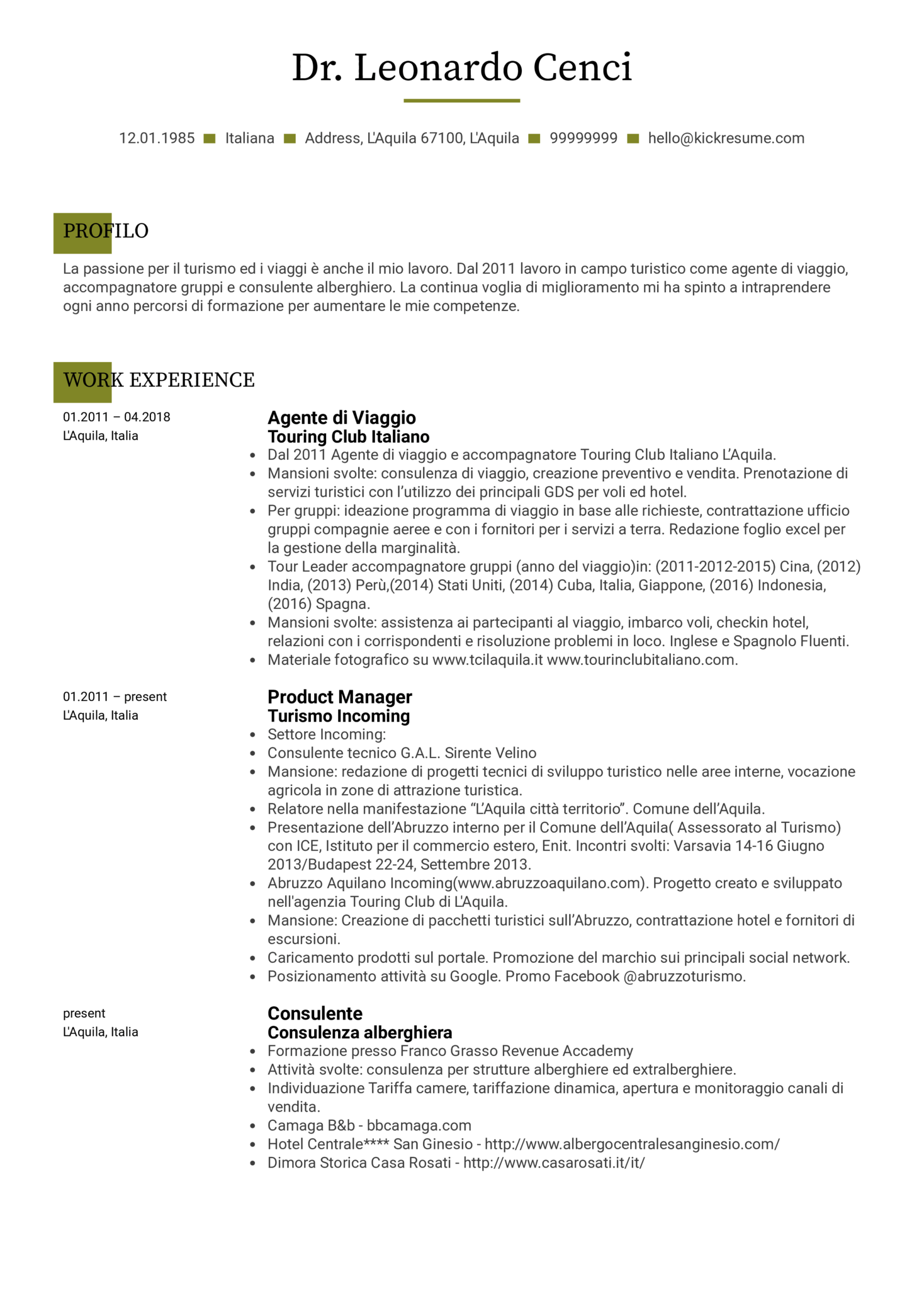 resume examples by real people  sales specialist resume example  italian