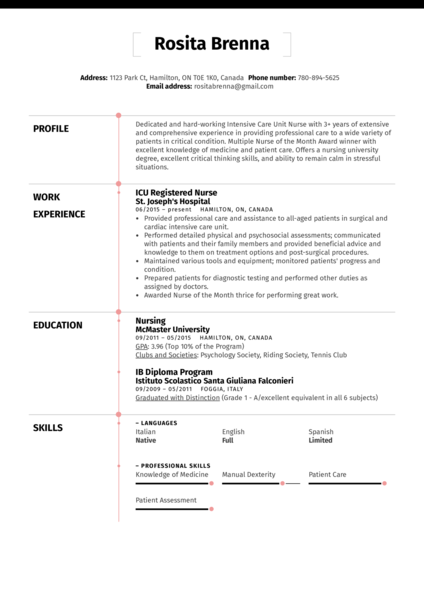 Dental Assistant Resume Sample Kickresume