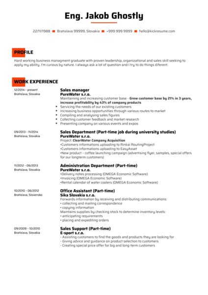 GCP program manager resume sample