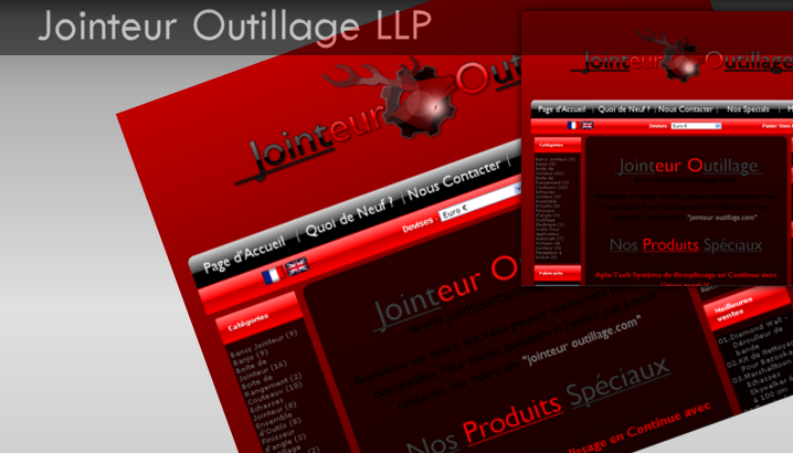 Jointeur Outillage LLP