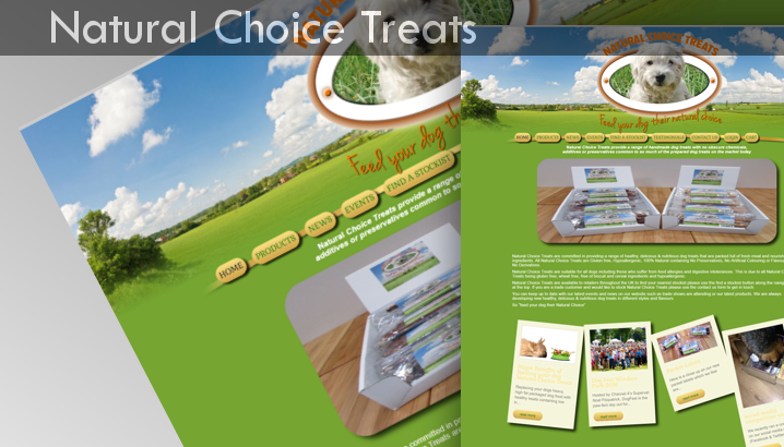Natural Choice Treats