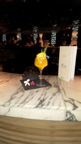 Fumo cocktail