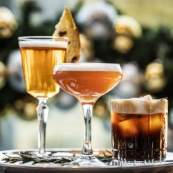 Italian Inspired Cocktails To Enjoy This Winter