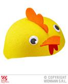 Felt CHICKEN CAP
