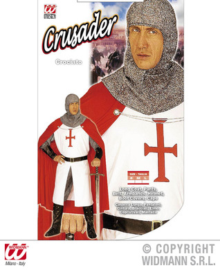 CRUSADER R/W (coat pants belt armband hat bcovers cape)