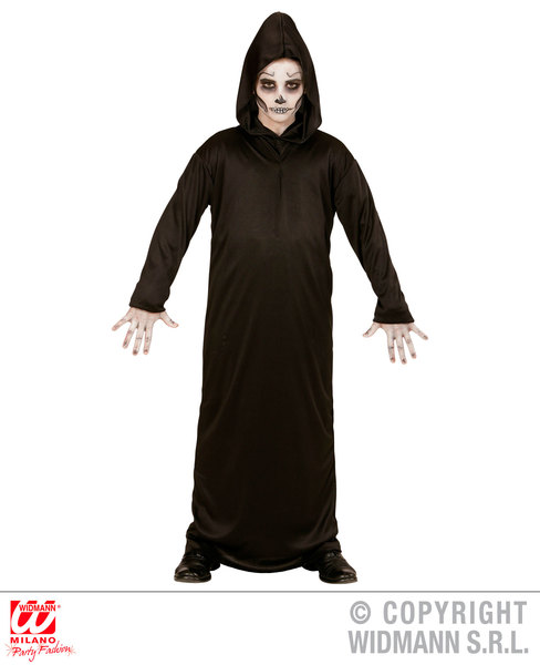 DEATHLY GRIM REAPER (hooded robe) Childrens