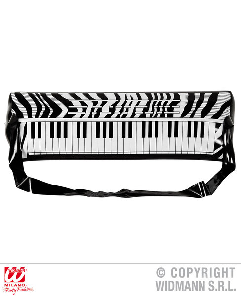 INFLATABLE ELECTRONIC KEYBOARD 57 cm