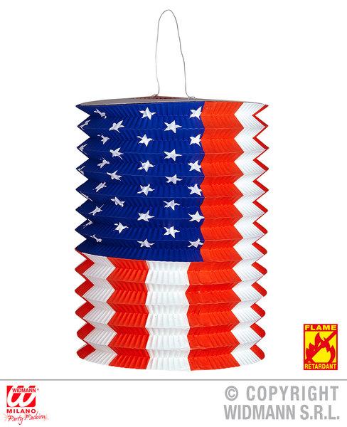 USA LANTERN 28cm - flame retardant