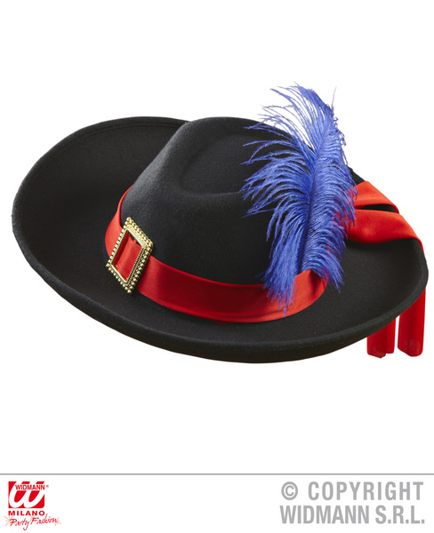 REAL LOOK MUSKETEER HAT